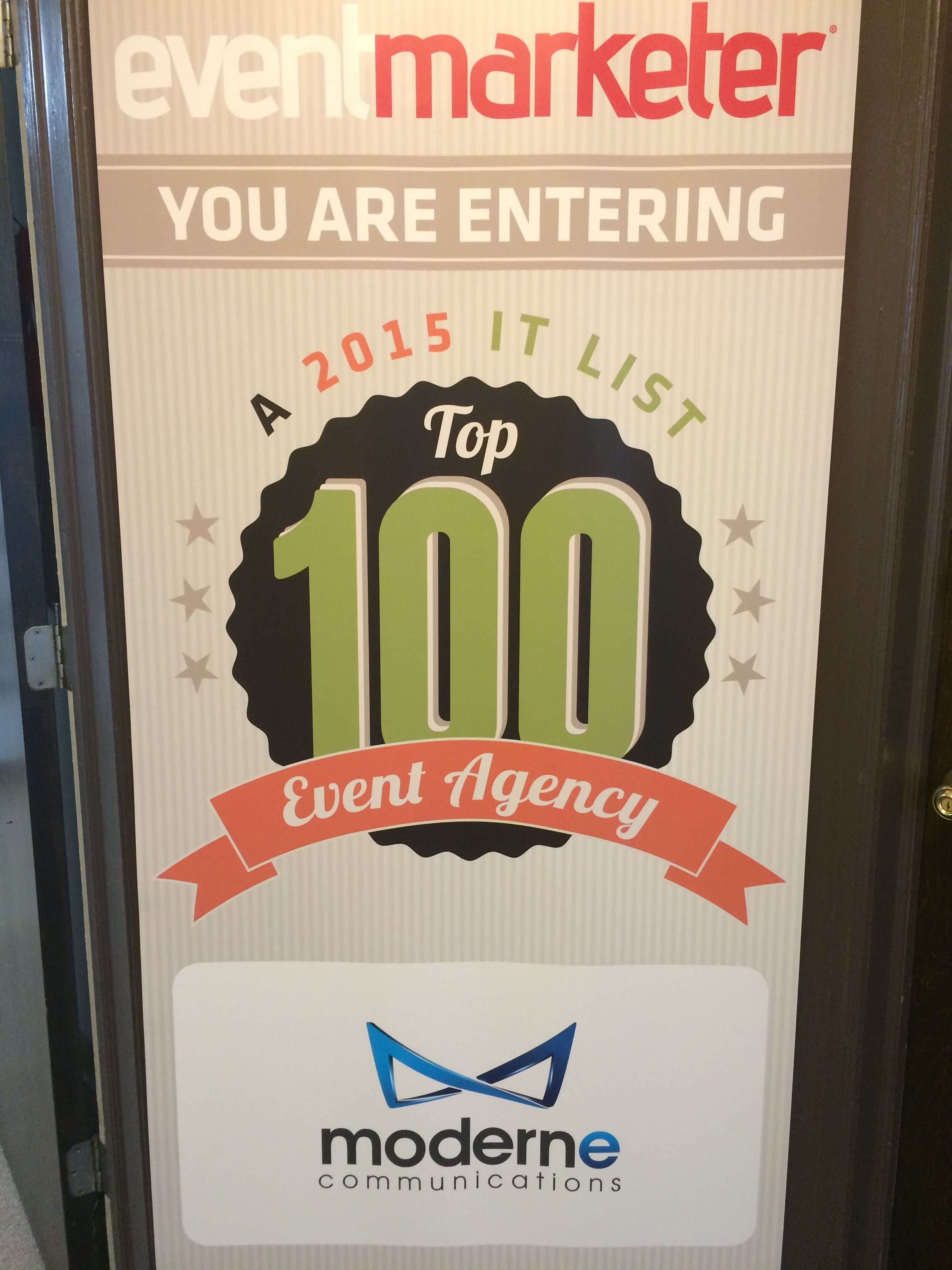 Top 100 Event Marketing Agency Event Marketer Magazine