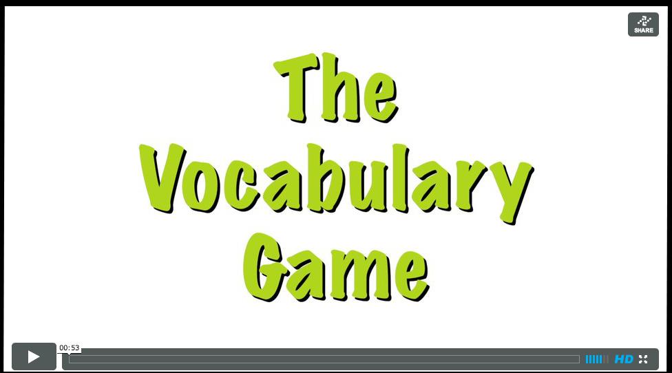Making SAT vocabulary fun again!