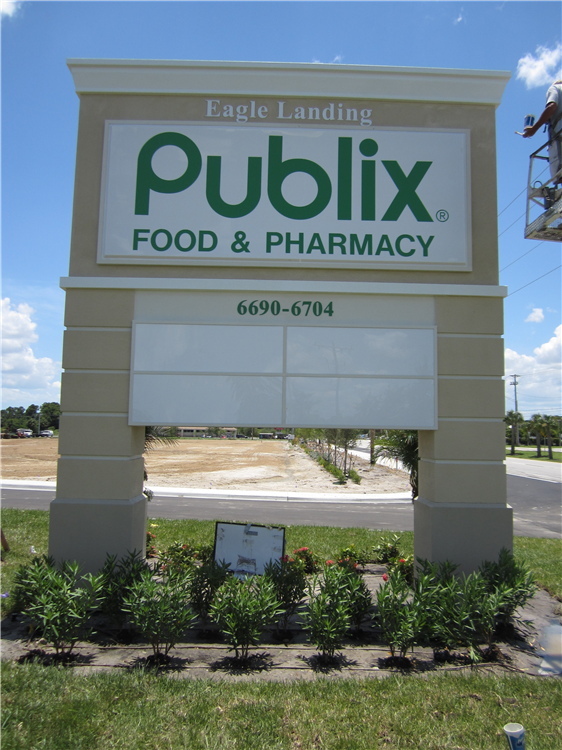 Pylon Signs - Fort Myers Sign Company