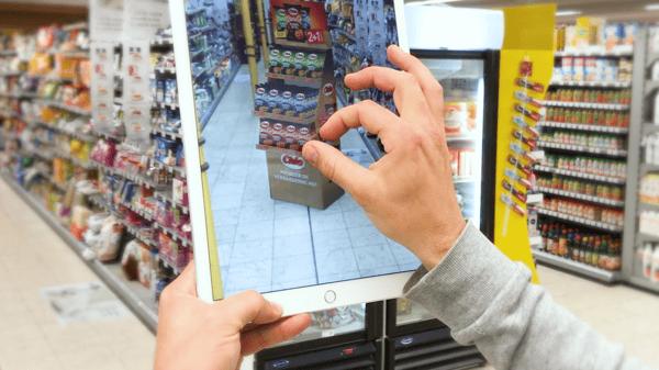 Presenteer POS-materiaal op locatie met Augmented Reality