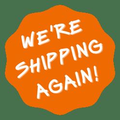 Were Shipping Again! (1)