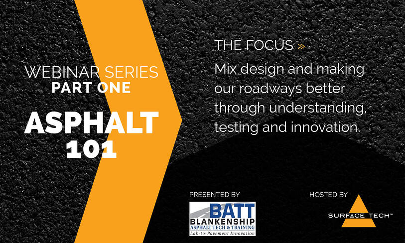 asphalt webinar series