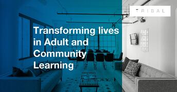 Transforming lives in Adult and Community Learning