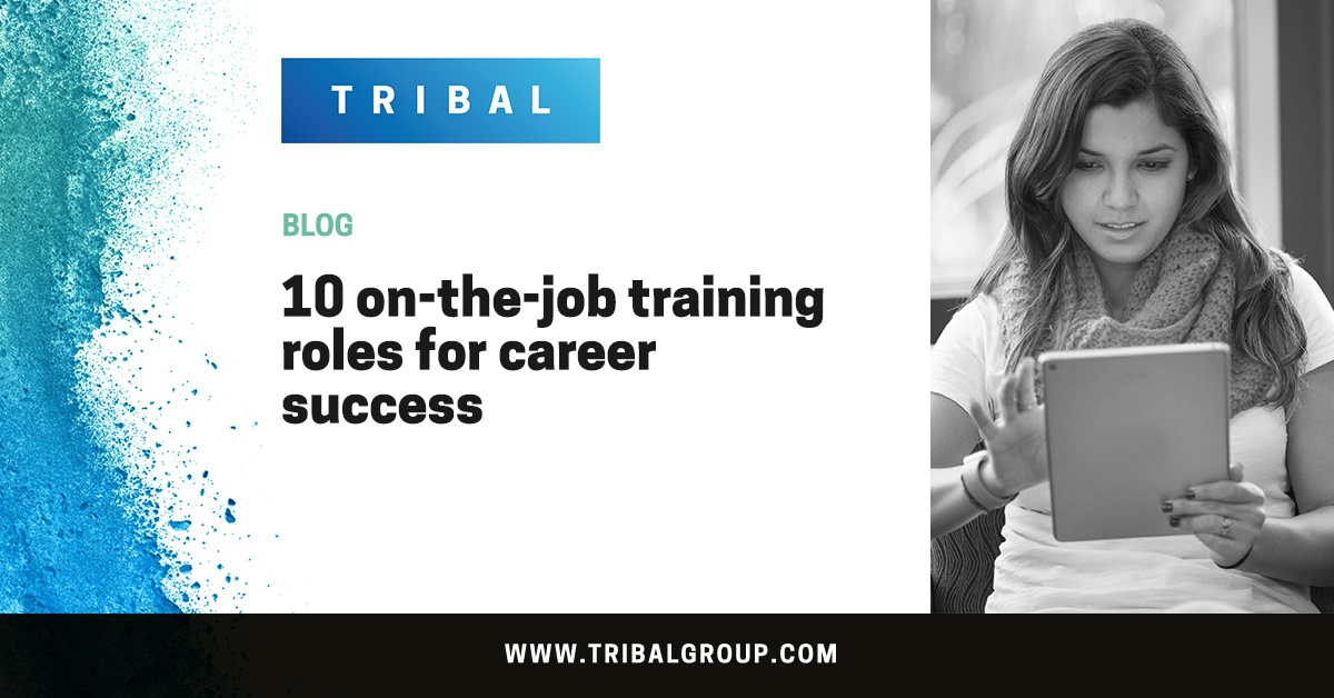 10 on-the-job training roles for career success