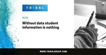Without data student information is nothing