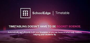 Putting students at the heart of timetabling
