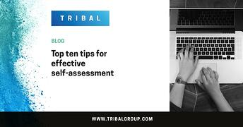 Top ten tips for self-assessment