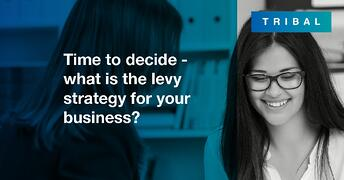Time to decide - what is the levy strategy for your business?