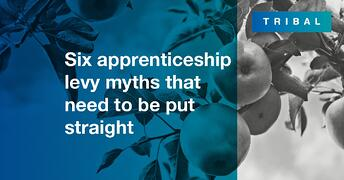 Six apprenticeship levy myths that need to be put straight