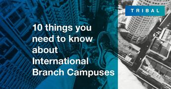 10 things you need to know about International Branch Campuses