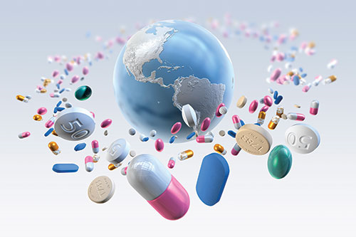 pharma distribution