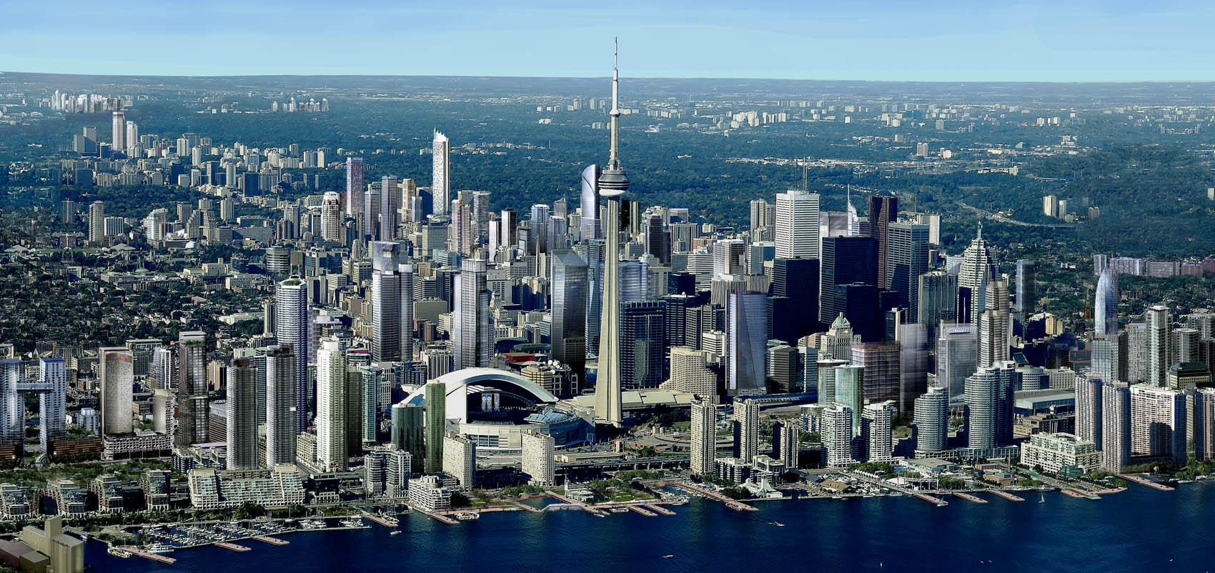 cities toronto
