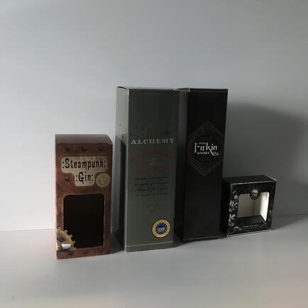 Gin Bottle Boxes