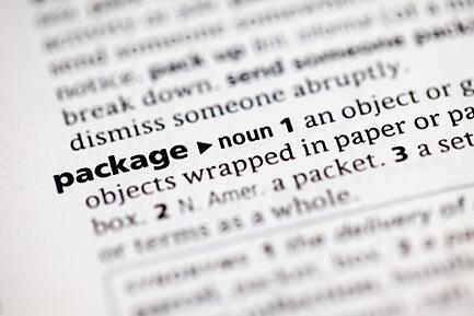 Packaging Terminology - Glossary