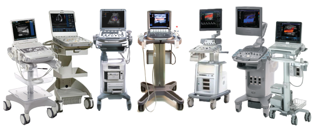 New and Used Ultrasound Machines