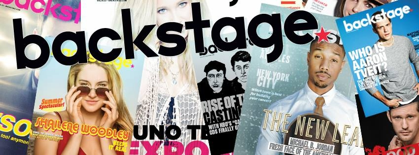 Find Amazing Talent with Backstage Magazine