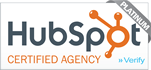 HubSpot Platinum Certified Agency