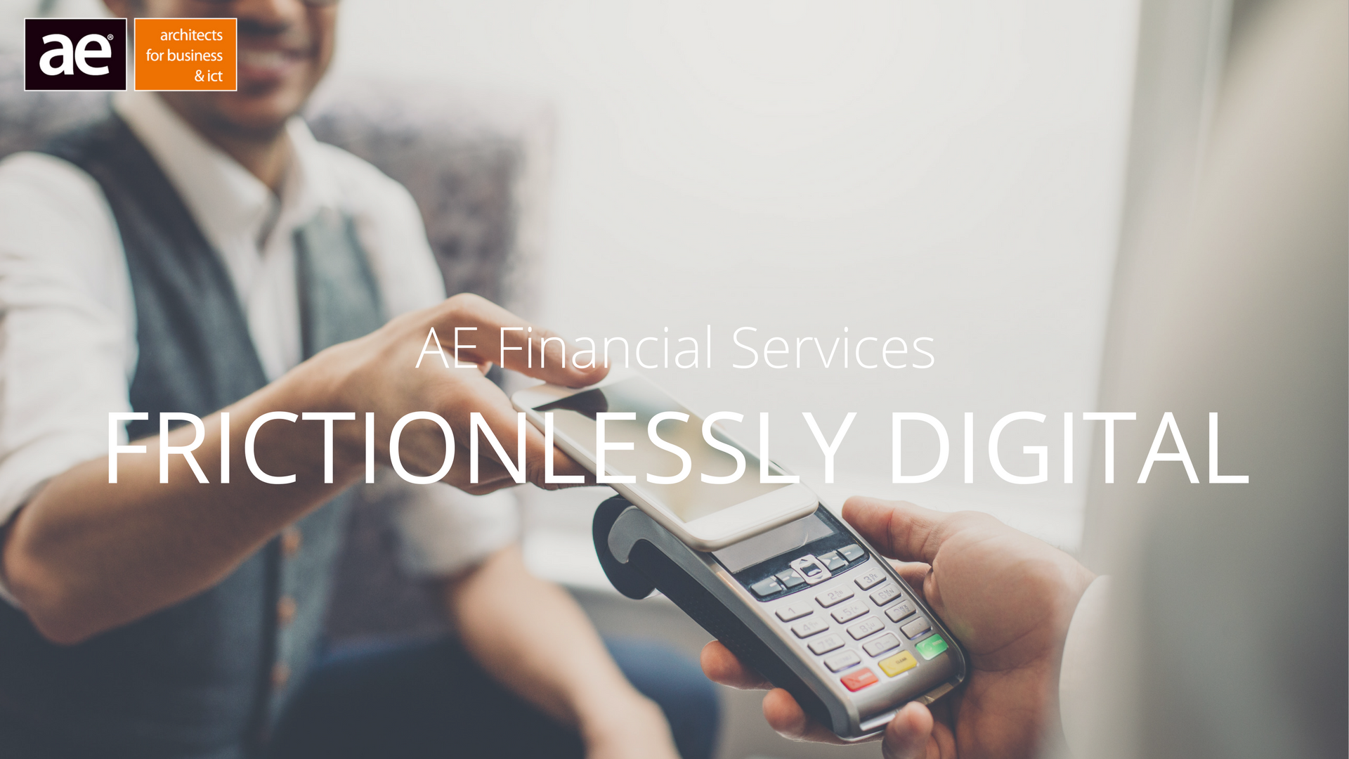Financial Services new website
