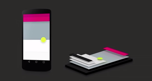 Material design can impact cost to develop an app