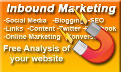 Free Analysis of your Inbound Marketing Website