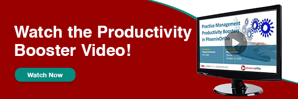 Watch the Productivity Booster Now!
