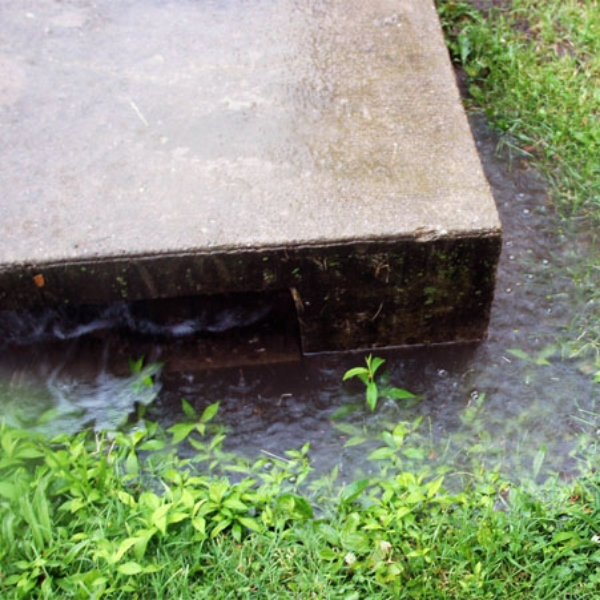 Landscape irrigation can be messy if not done properly
