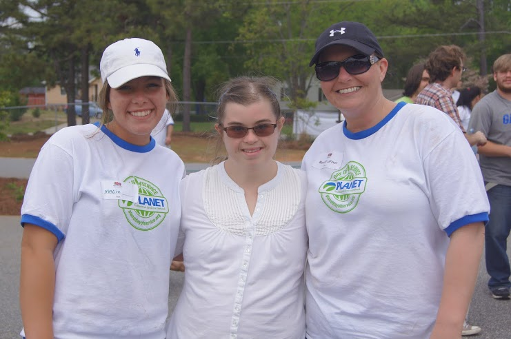 PLANET Day of Service recap - HighGrove Volunteers