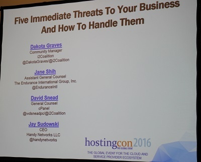 How Web Hosts Deal with Regulations and Threats