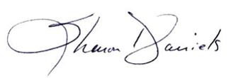 Sharon Daniels - Signature