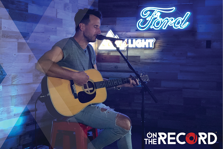 Russell Dickerson Brings 'Yours' To Our Stage