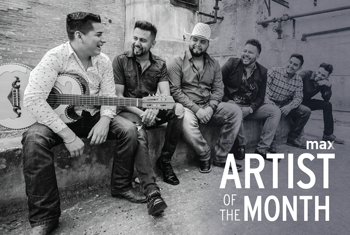 MAX Artist of the Month: La Energía Norteña Joins My Climb. My Music.