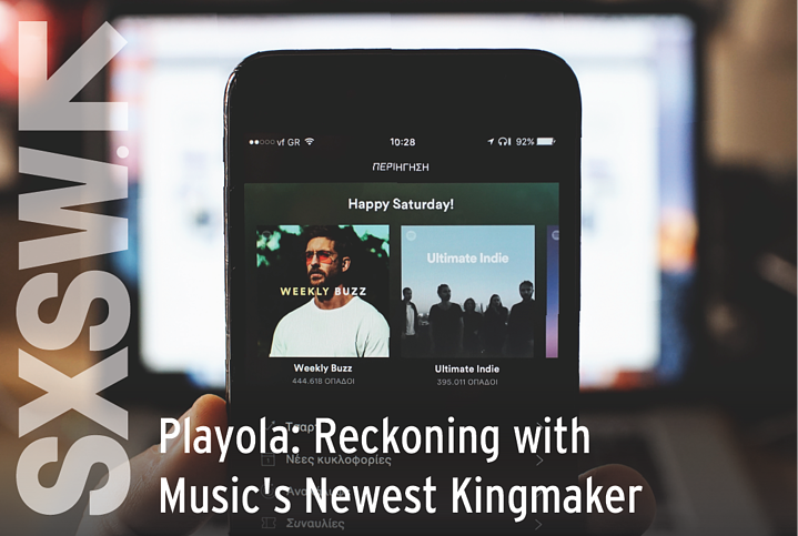 Playola: Reckoning with ​Music's Newest Kingmaker