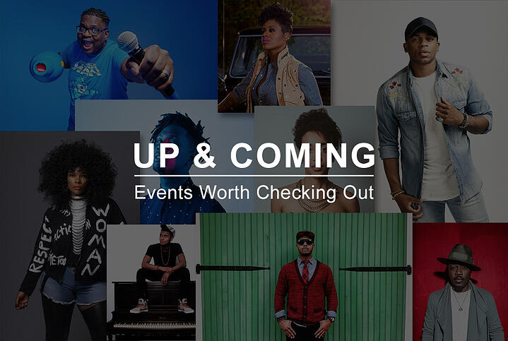 Up & Coming: June Events Worth Checking Out