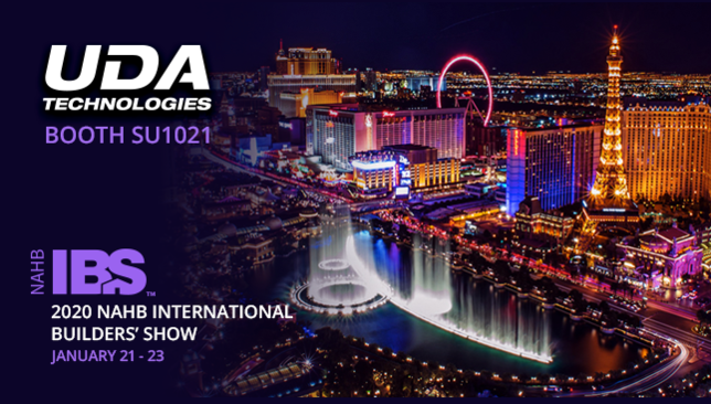 UDA Announces Schedule of Events for IBS 2020