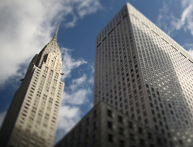 the chrysler building steel
