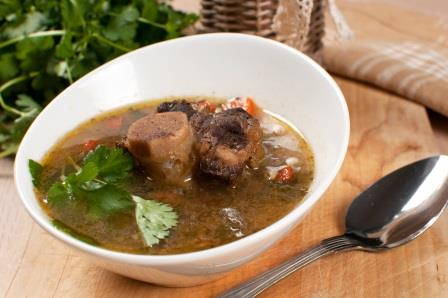 tcm nutrition oxtail soup