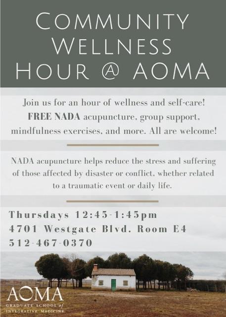 Community Wellness Hour