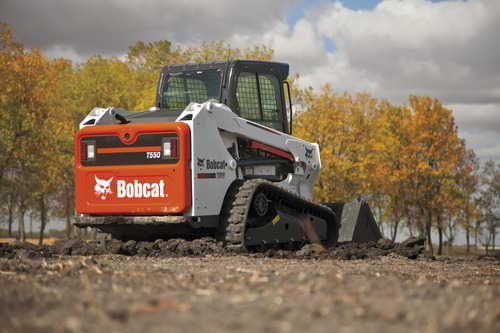 Bobcat Rubber Tracks and Undercarriage Parts for T Series Equipment