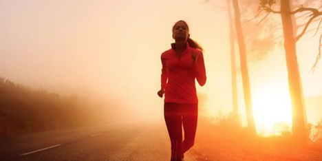 how to get back on the trail when suffering from runners knee