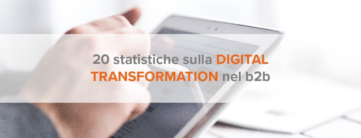 digital transformation nel b2b