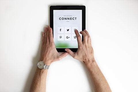 content marketing aziendale social