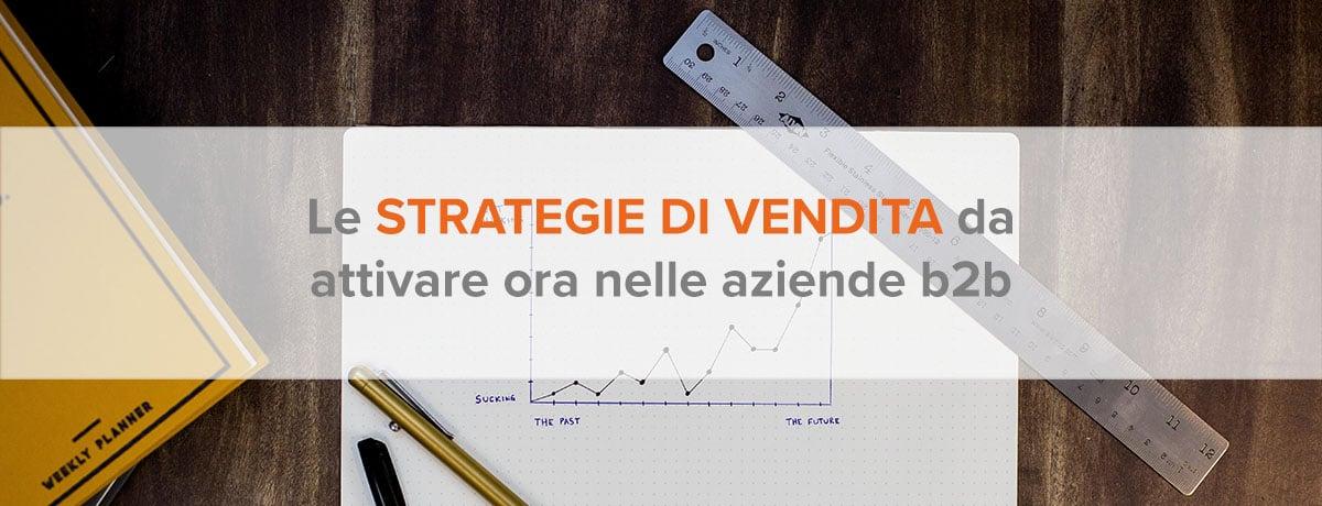 strategie di vendita