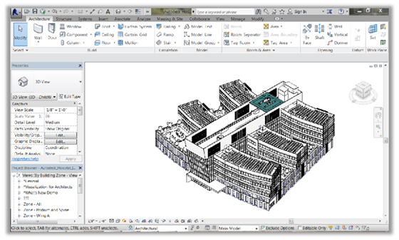revit model management  u2013 workset management and large model split