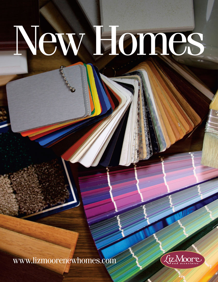 Subscribe to our New Homes Magazine