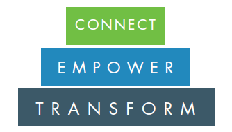 Connect. Empower. Transform.
