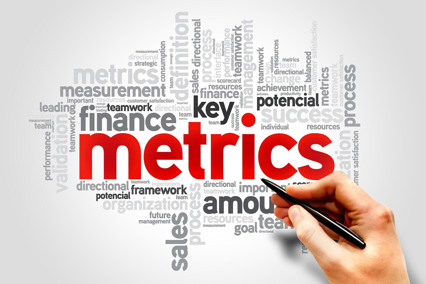 6 marketing metrics made simple with chart