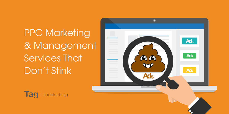 Pay-Per-Click Marketing & Management Services That Don't Stink