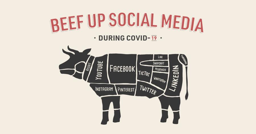 Do Not Quarantine Your Social Media Profiles, Beef Them Up