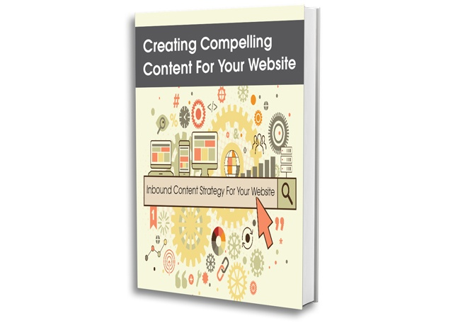 eBook on Content Marketing Strategies for Your Website