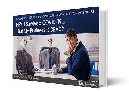 I survived the Coronavirus but my business is dead (FREE eBook Download)